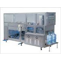 Water bottling machine/bottle washing filling and capping machine