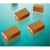 SMD Tantalum Chip Capacitors