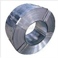 hot dipped galvanized steel strips in coils