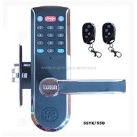 Remote-Controlled Lock (SSYK/55D)