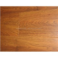 Laminated Flooring(V-groove)