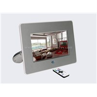 7'' Multifunctional Digital Photo Frame with MP3