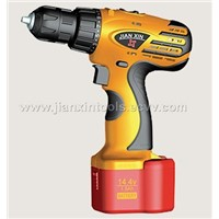 Two-speed cordless driver drill(9.6V-18V)