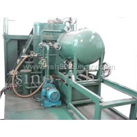 gas engine used oil regeneration purifier