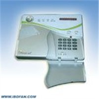 Wireless GSM burglar alarm