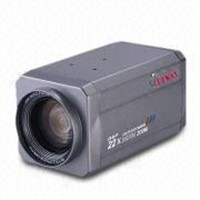 22X Auto Focus CCTV Color CCD Camera with 1/4-inch