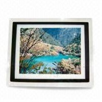 G104W2B 10.4 inch digital photo frame