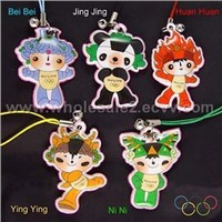 Soft Pad Mobile Phone Charms