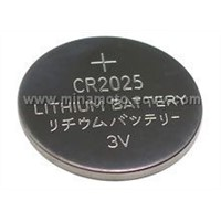 Minamoto 3.0V Lithium Button Cell CR2025