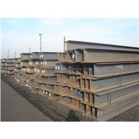 Hot rolled structural steel H beam, galvanized, HEA, HEB