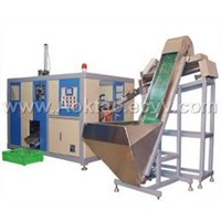 4-cavity automatic blowing machine