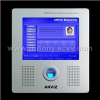 Multi-Media Fingerprint Identification Terminal