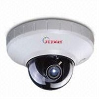 Dome Camera with PAL and NTSC Signal System