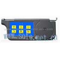 Car sunvisor DVD with Touch screen and TV