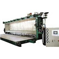 EPS adjustable height block molding machine
