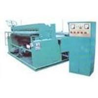 Steel bar mesh welded machine automatically