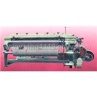 Hexagonal mesh machine