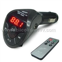 Car FM Transmitter;Car Mp3