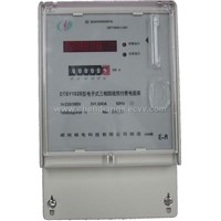 Three Phase Prepaid Energy Meter