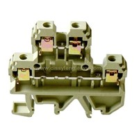 USK series screw frame clamp terminal blocks