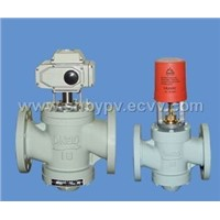 Dynamic Equilibrium Electric Regulation Valve