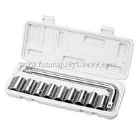 10pcs socket wrench set