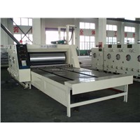 Carton machinery-Chain feeder printer & slitter