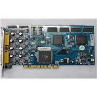 Hardware Compression DVR Card