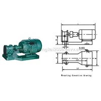 gear pump for lube oil