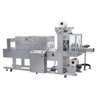 Automatic Heat and Shrink Wrapping Machine