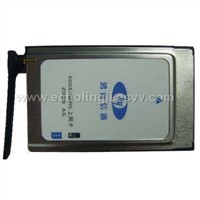 Wireless PC  card modem