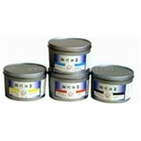 glossy quick set offset printing ink