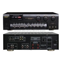 professional audio( amplifier and equalizer)