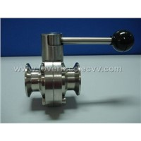 Clamp Ball Valve