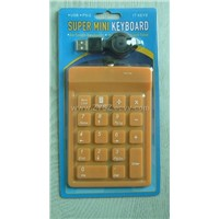 Mini Numerical Keypad
