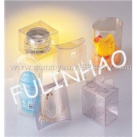 PVC/PP/PET Box & PVC-label/Transparent Box