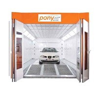 Auto Painting and Drying Spray booth