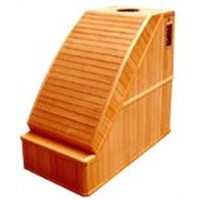 Mini far infrared sauna room