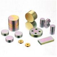 Specific Coating Ndfeb Magnets (TCND14)