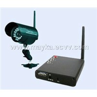 2.4GHz Wireless Surveillance Kit with Night Vision