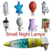 Cute small night Lamps and USB Lamps and Solar Lamps