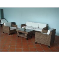wicker interior set - 066