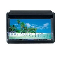 "7""TFT Double Din DVD"