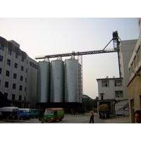 grain storage steel silos