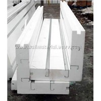 Compound high-intensity EPS sandwich wall panel