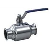 Quick-installed ball valves
