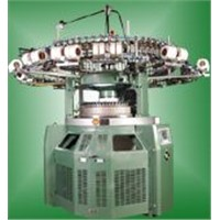 FY double jersey knitting machine