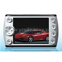 Game MP4 Player: 2.5, SD, Speaker