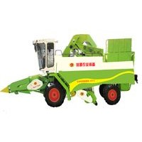 Corn combined harvester 4YZ-4