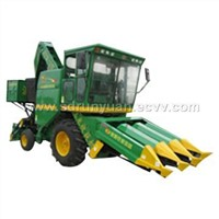 Corn Combined Harvester 4yz-3